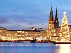 Weihnachtszauber in Hamburg