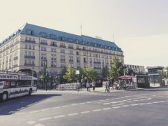 Hotel Adlon in Berlin